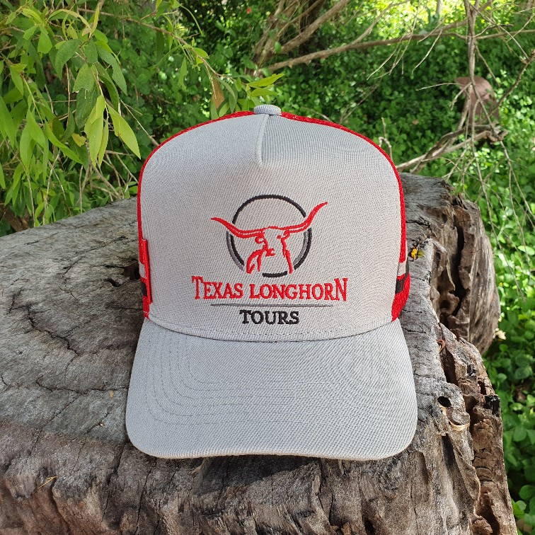 Texas Longhorn Tours Trucker Cap