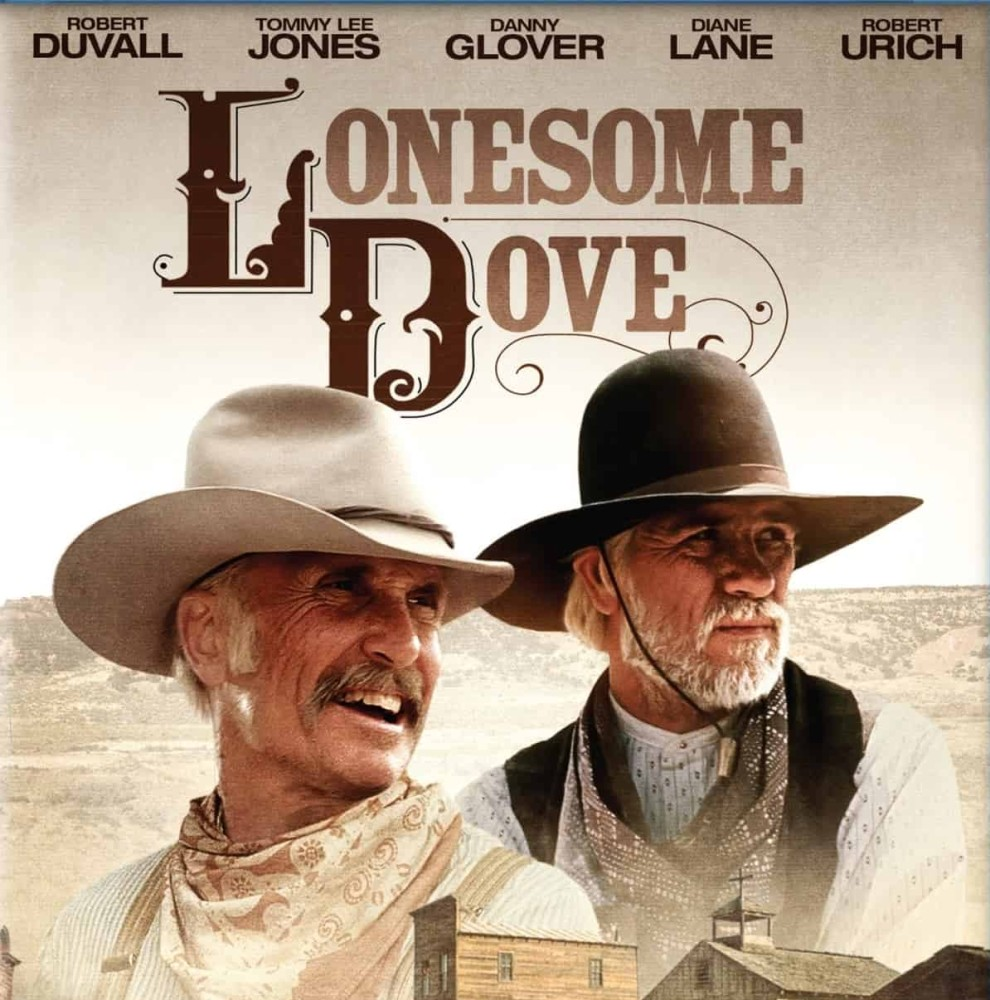 Lonesome Dove - 2 DVD set